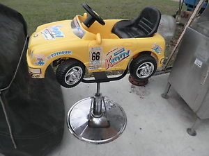 Barber Chair Children Hydralic Pump Lift Electric Car Salon Hair Usashiner TX