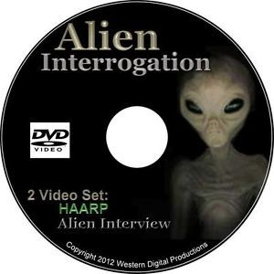 2 Video Aliens Top Secret Ufos Area 51 Documentary DVD
