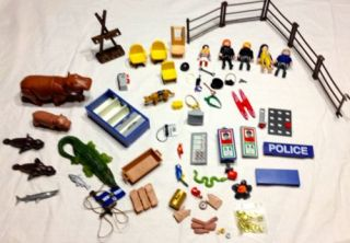 Playmobil Police Officer