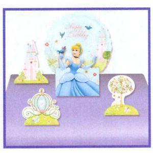 Cinderella Birthday Party Supplies Air Filled Balloon Table Centerpiece Disney