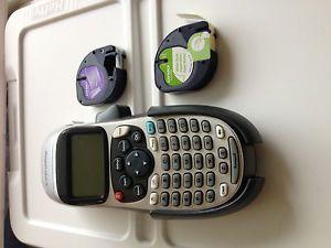 Dymo Letra Tag Portable Electronic Label Maker LetraTag Plus Lt 100H 21455 NIP