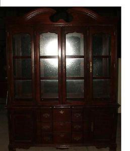 Queen Anne Cabinet