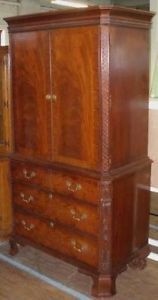 Genial ... Hickory Chair Furniture James River Armoire Entertainment Center ...