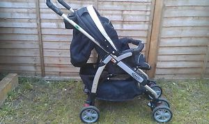 Graco Stroller Buggy Push Chair Carry Cot