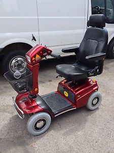 Rascal 650 6MPH Electric Mobility Scooter Wheelchair Powerchair Disability Aid