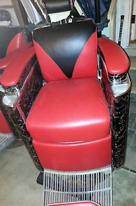 Koken president barber chair - Deco klassiek koken ...