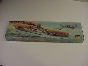 USS Enterprise Aircraft Carrier