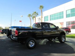 05 Lifted 4x4 4WD Black 5 7L V8 Automatic Quad Cab Pickup Truck