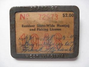 Blog archives rutrackerblast for Wv fishing license online
