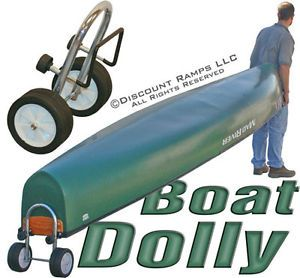 Boat Canoe Dolly Carrier Duck Hunting Jon Boats Fishing Boat Dolly