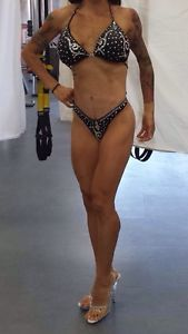 Bilbo Baggs Figure Fitness Bodybuilding Competition Posing Suit
