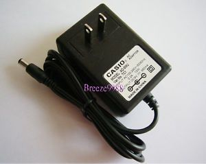For Casio CTK 120 CTK 130 Keyboard 9V Power Adapter