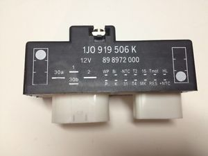 Audi TT VW Beetle Golf Jetta Auxiliary Fan Relay Control Module Unit 1J0919506K