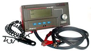 Snap on MT3760 Heavy Duty AVR Battery Load Tester Automotive Charging Electrical