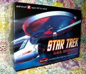 Star Trek USS Enterprise NCC 1701 Model Kit