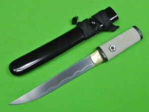 Japanese Japan Tanto Fighting Knife Scabbard