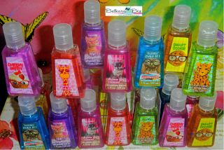 ♥ Lot of 40 Items♥bath Body Works PocketBac Anti Bacterial Sanitizer Hand Gel