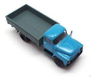 RARE Russian GAZ 53 Truck Die Cast Model 1 43 USSR Soviet Hand Made Kherson