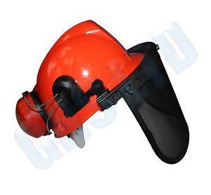 Chainsaw Brushcutter Safety Helmet Hard Hat Suit Stihl
