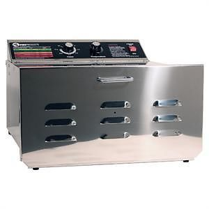 Stainless Steel Food Dehydrator 5 Trays D 5 Commercial