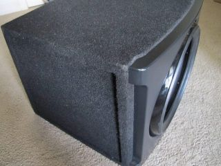 "Polk Audio DXI 112 12"" Single Subwoofer Enclosure"