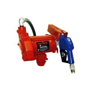 Tuthill Fill Rite FR700VARC 115V AC Arctic Fuel Transfer Pump w Hose Nozzle