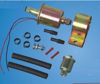 Electric Fuel Pump Universal 12V 4 6 PSI 29 GPH E 8012s