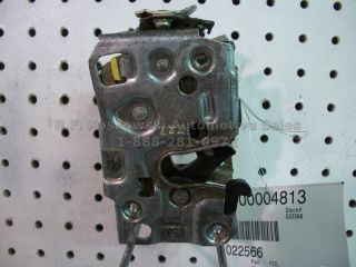 Chevy GMC Pickup Truck Door Latch Lock Assembly Left Driver Side C1500 K1500 S10