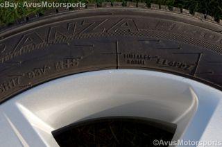 "2013 Toyota Camry 17"" Factory Wheels Tires Solara Avalon 2012 2014 2011 TPMS"