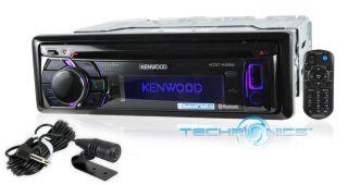Kenwood KDC X895 CD  USB Bluetooth Car Stereo Player