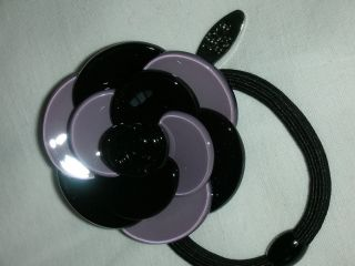 Brand New Cara N Y Bobo Collection Ponytail Holder