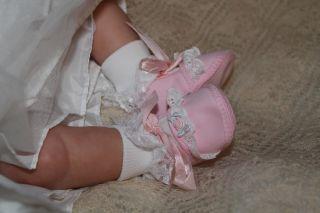 Sweet Pea Babie's Nursery Reborn Doll Sweet Baby Girl Kelley by Phil Donnelley