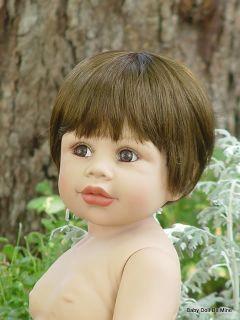 New Jayden Brunette Dressed Monika Levenig Masterpiece Real Boy Doll