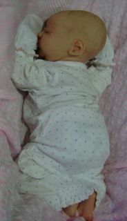 So Real Reborn Baby Art Doll Everleigh Sculpt by Laura Lee Eagles 236 500