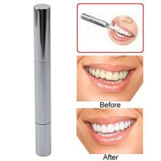 New Teeth Tooth Whitening Gel Pen Whitener Cleaning Bleaching Dental White