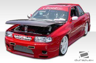 1991 1994 Nissan Sentra 2dr Duraflex r33 Complete Body Kit
