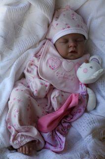 Baby Sunshine Nursery Marian Ross Reborn Girl Doll Noah by Reva Schick