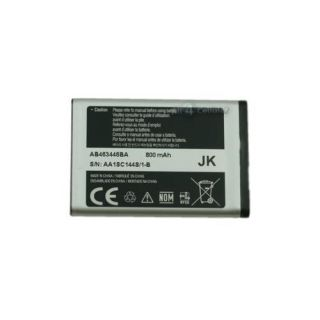 New AB463446BA Battery Samsung Factor SPH M260 Chrono SCH R261 SGH T301G