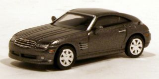 Ricko 38365 Chrysler Crossfire Coupe 1 87