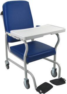 sc 1 st  PopScreen & Winco Activity Chair with Tray Geri Chairs Fixed Back