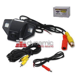 Crimestopper OEM 6218 Honda Odyssey 09 11 170° Custom Mount CMOS Color Camer New