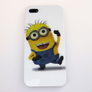 Minions Despicable Me Hard Back Case Cover for Apple iPhone 5 5g Free SHIP