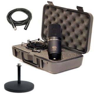 MXL 770 Condenser Microphone Cable Professional Microphone
