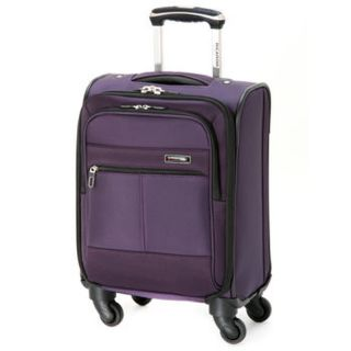 "Ricardo of Beverly Hills Escondido Universal Carry on 16"" Spinner Purple"