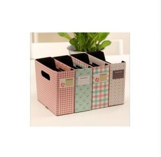 American Crafts X Paper Storage Box