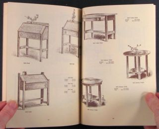 Arts Crafts Cloister Style Life Time Furniture Grand Rapids Chair Company