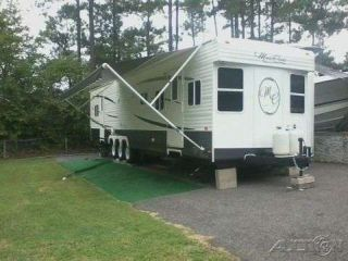 2012 Recreation by Design Monte Carlo Park Model 39' Travel Trailer Used