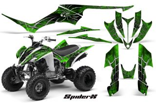 Yamaha Raptor 350 Graphics Kit Creatorx Decals Stickers SXG