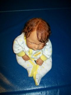 "Gorgeous Realistic Ethnic Newborn Baby Boy 19"" 6 5 lbs Anatomically Correct"