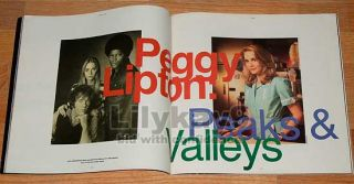 Peggy Lipton: Magazine Back Issues